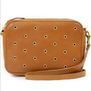 NWT Clare V. Midi Sac Crossbody leather bag